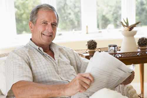 man_reading_newspaper small